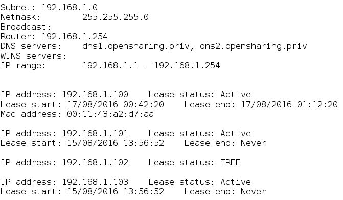 dhcp3